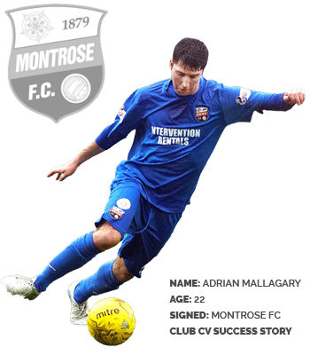 FOOTBALL TRIALS FOR PLAYERS UNDER 18, Football trials for players over 18